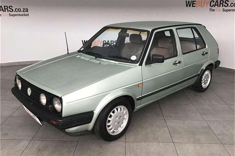 1989 VW Golf