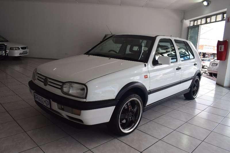 VW Golf III 2.0 GTi (One owner) 1995