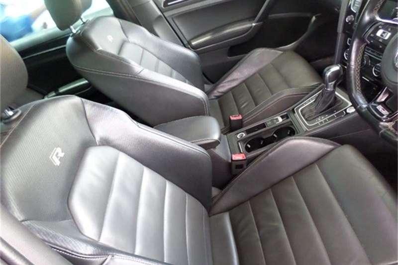VW Golf R 2014