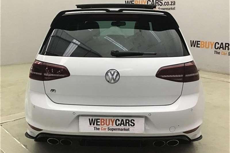 VW Golf R 2015
