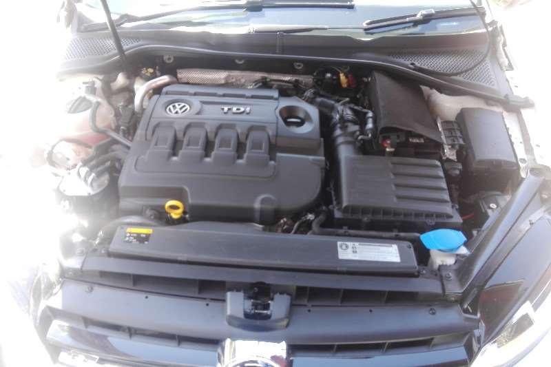 VW Golf R 2016