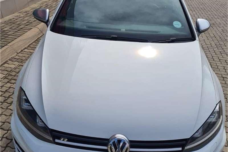 VW Golf R 2017