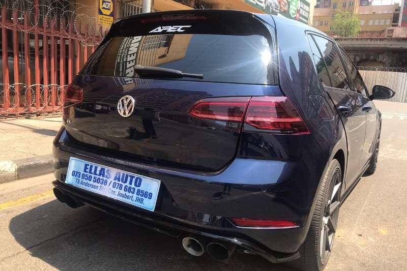 VW Golf R 2019
