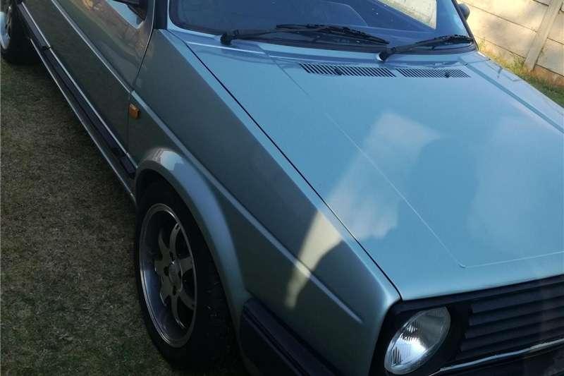 VW Golf R auto 1988