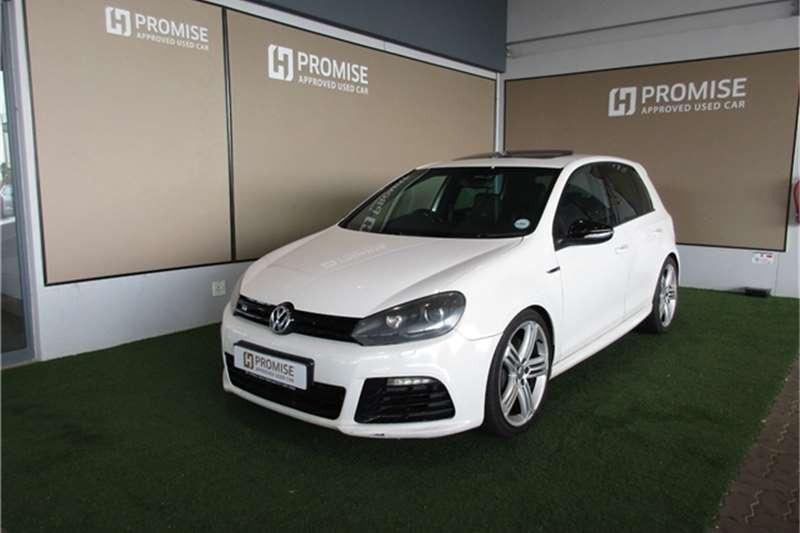 VW Golf R auto 2011