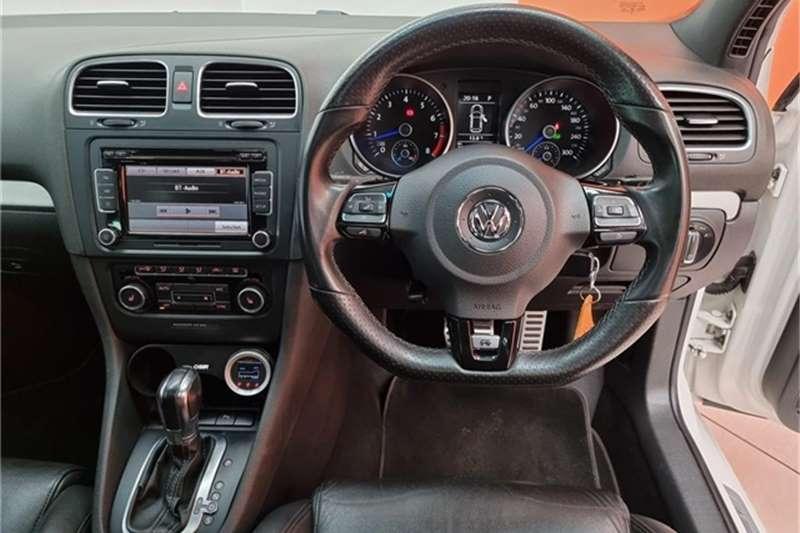Used 2013 VW Golf R auto