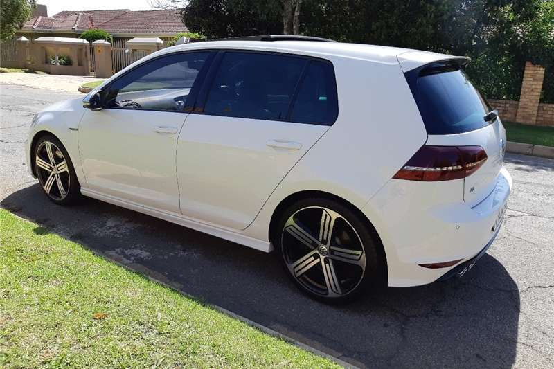 VW Golf R auto 2015