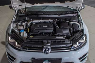 2015 VW Golf Golf R auto