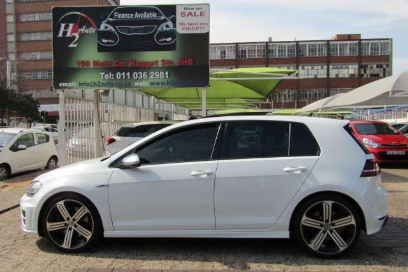 VW Golf R auto 2016