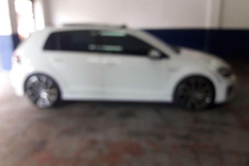 VW Golf R auto 2017