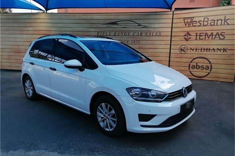 Used 2015 VW Golf SV 1.2TSI Trendline