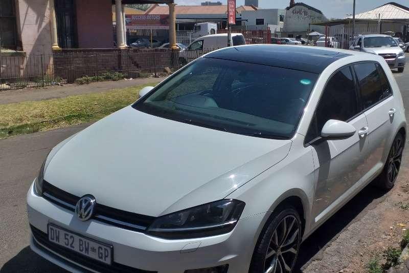 VW Golf SV 1.4 TSI COMFORTLINE DSG 2015