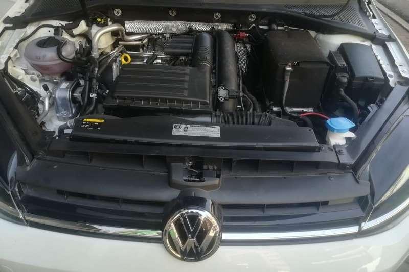 VW Golf SV 1.4 TSI COMFORTLINE DSG 2017