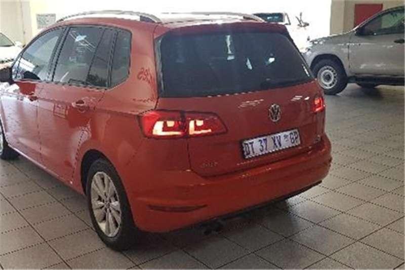 VW Golf SV 1.4TSI Comfortline 2015