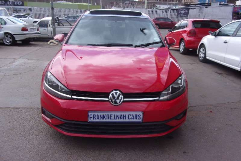 VW Golf SV 1.4TSI Comfortline 2017