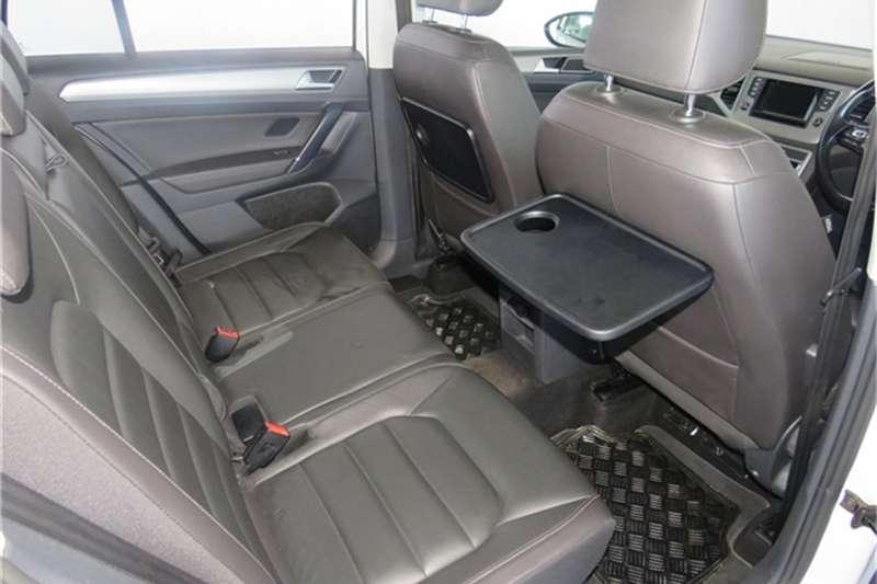 VW Golf SV 2.0TDI Comfortline auto 2015