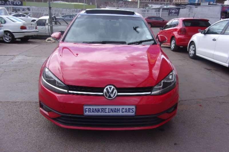 2017 VW Golf SV 1.4TSI Comfortline