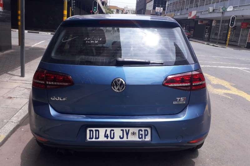 2014 VW Golf SV 1.4TSI Comfortline