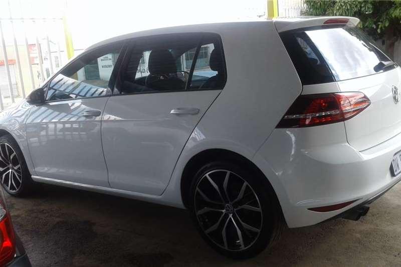 2017 VW Golf SV