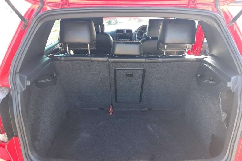 VW Golf VI GTI 2.0 2012