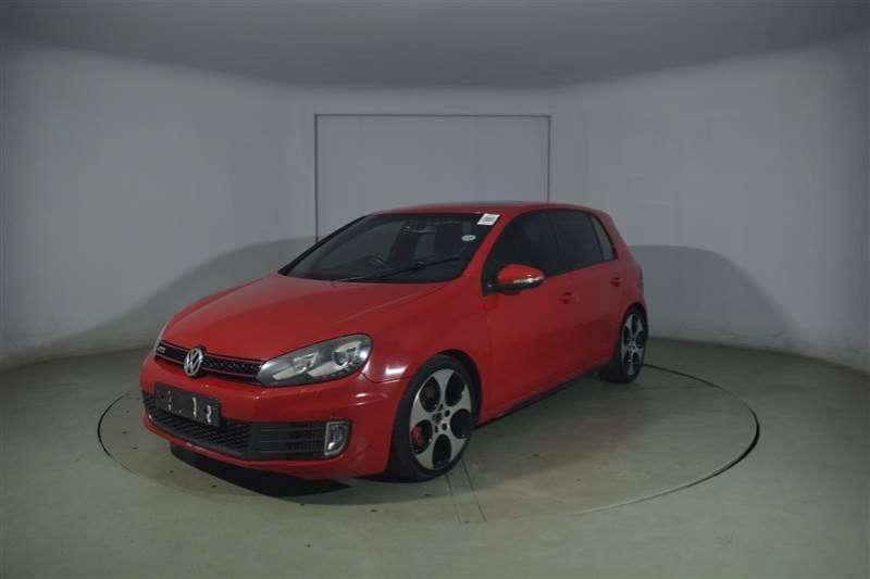 VW Golf VI GTI 2.0 TSI 2011