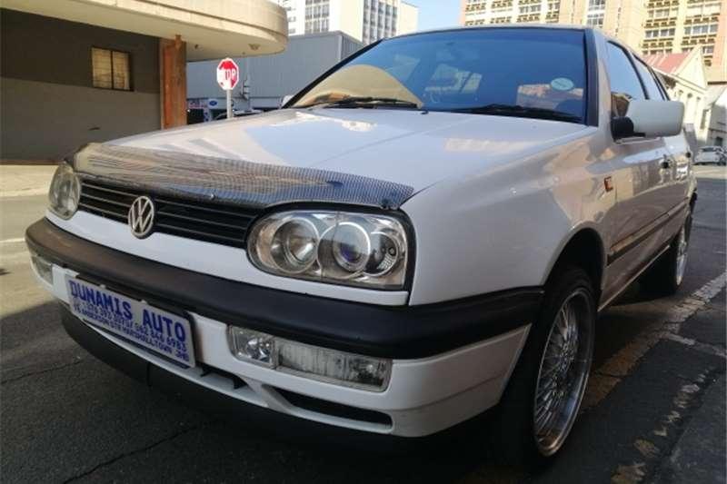 VW Golf Vw Golf 3  2.0 1999