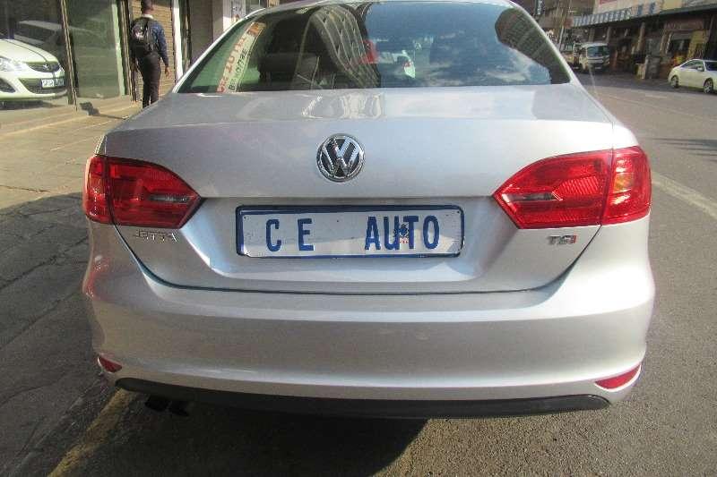 VW Jetta 1.2TSI Trendline 2012