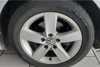 VW Jetta 1.2TSI Trendline 2013