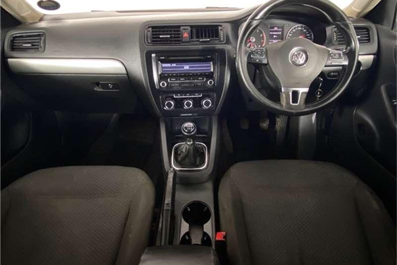 2013 VW Jetta Jetta 1.2TSI Trendline