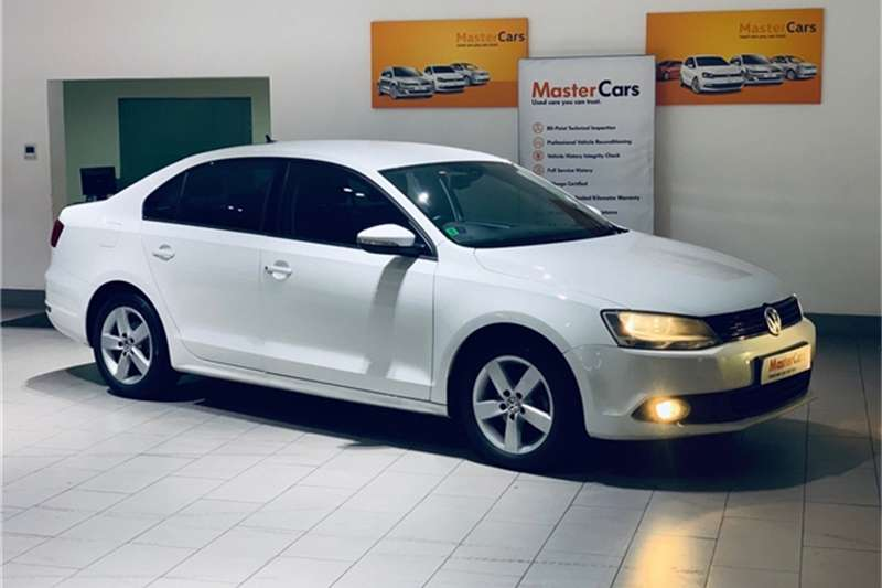 VW Jetta 1.2TSI Trendline 2014