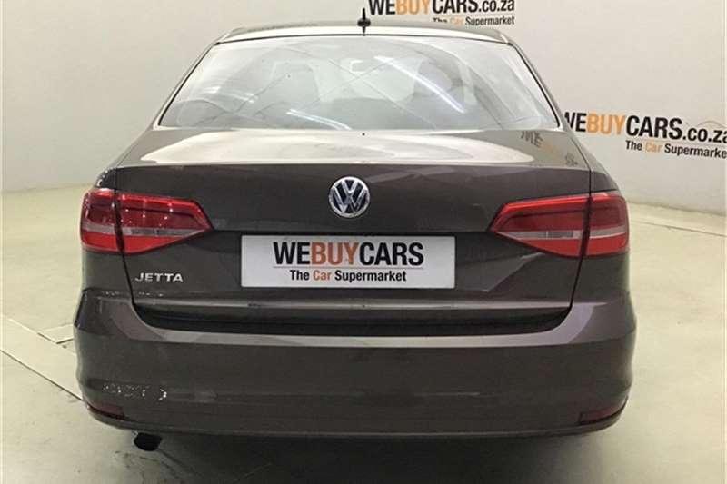 VW Jetta 1.2TSI Trendline 2015
