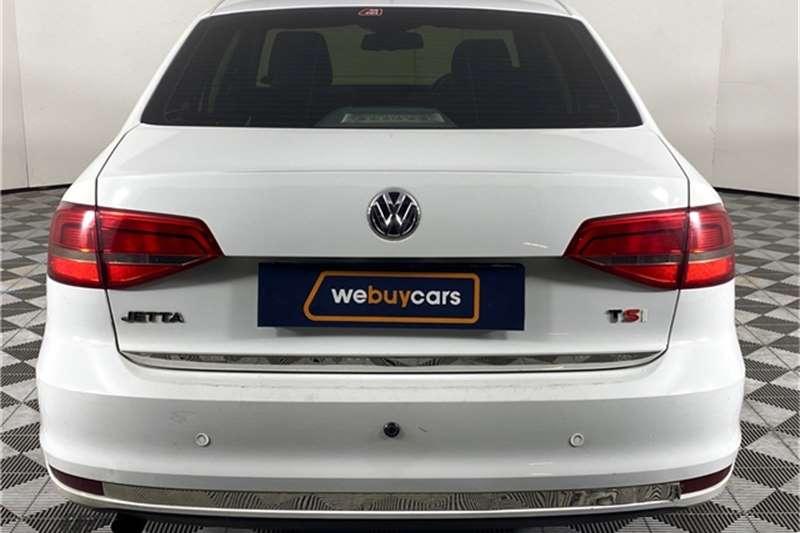 2015 VW Jetta Jetta 1.2TSI Trendline