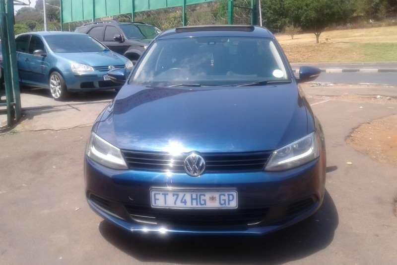 VW Jetta 1.4 2013