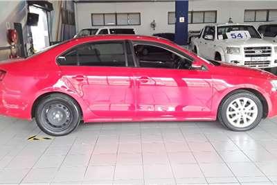 VW Jetta 1.4 TSI Comfortline 2013