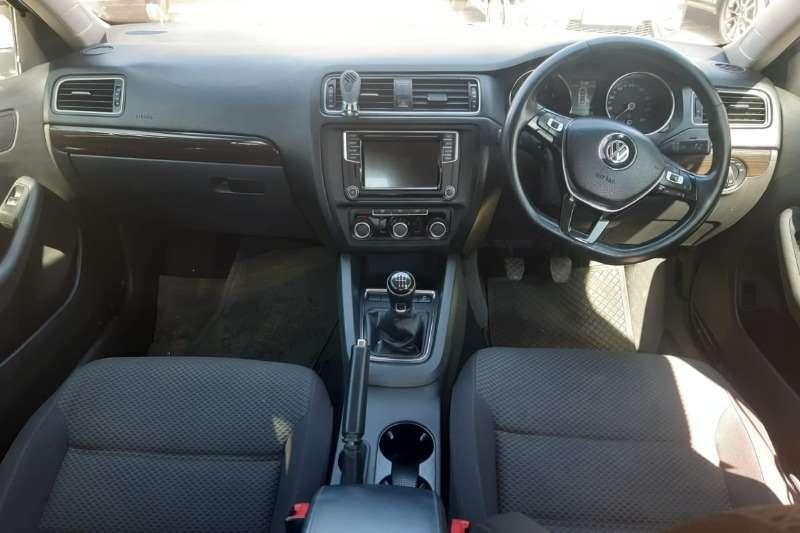Used 2016 VW Jetta JETTA 1.4 TSi COMFORTLINE