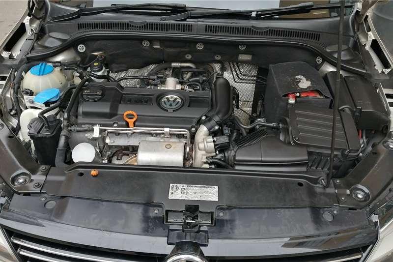 VW Jetta 1.4TSI Comfortline 2012