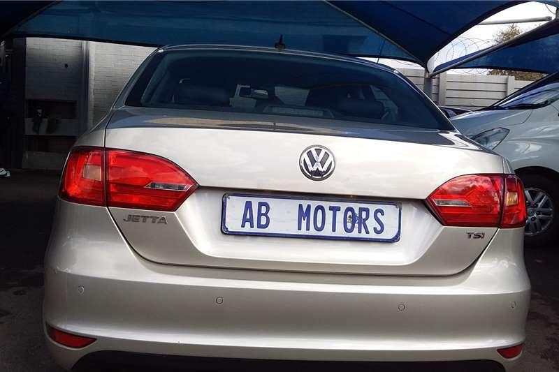 2012 VW Jetta Jetta 1.4TSI Comfortline