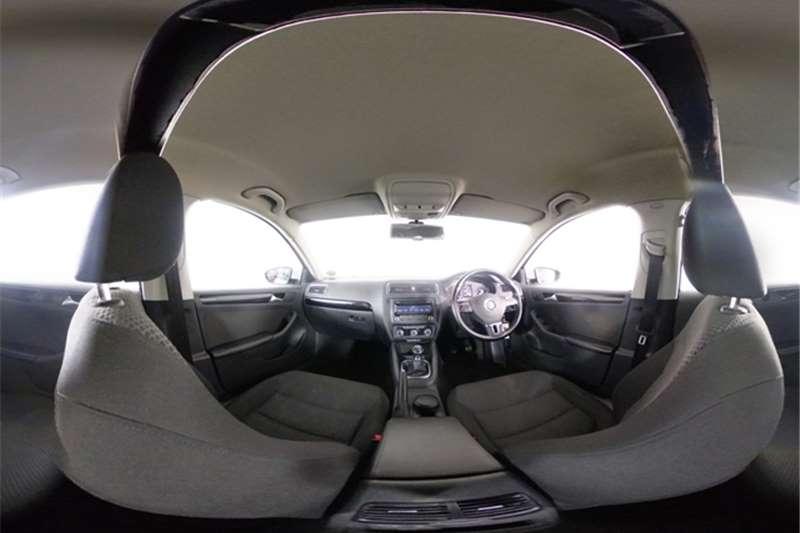 2014 VW Jetta Jetta 1.4TSI Comfortline