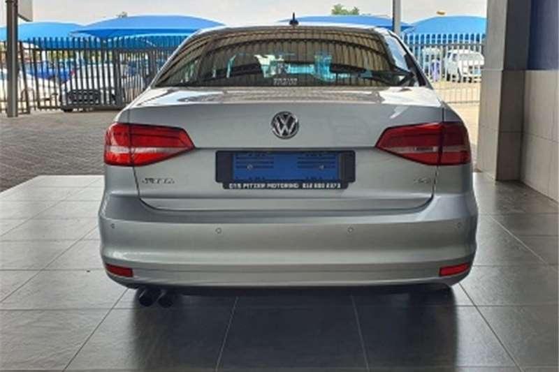 VW Jetta 1.4TSI Comfortline 2015