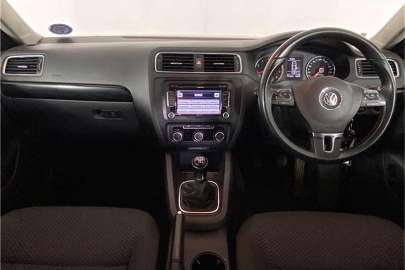 2015 VW Jetta Jetta 1.4TSI Comfortline