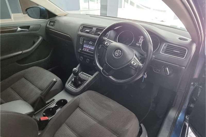 Used 2015 VW Jetta 1.4TSI Comfortline