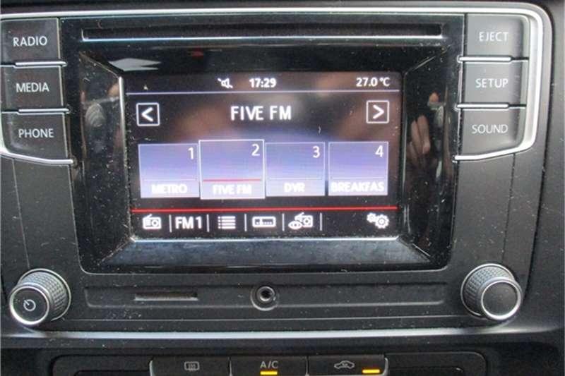 VW Jetta 1.4TSI Comfortline 2016