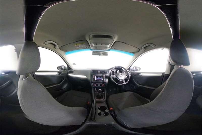 2016 VW Jetta Jetta 1.4TSI Comfortline