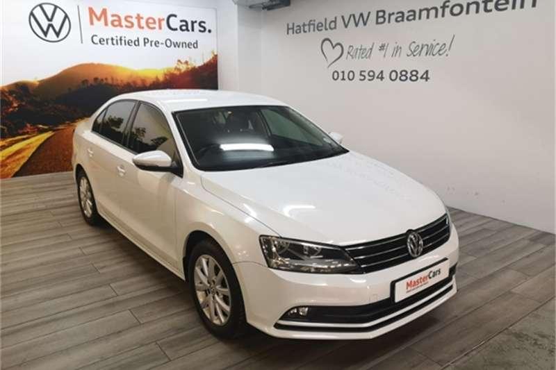 VW Jetta 1.4TSI Comfortline 2017