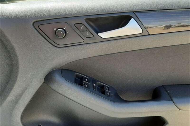 2017 VW Jetta Jetta 1.4TSI Comfortline