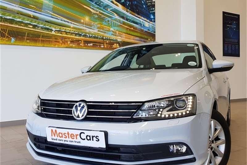VW Jetta 1.4TSI Comfortline 2018