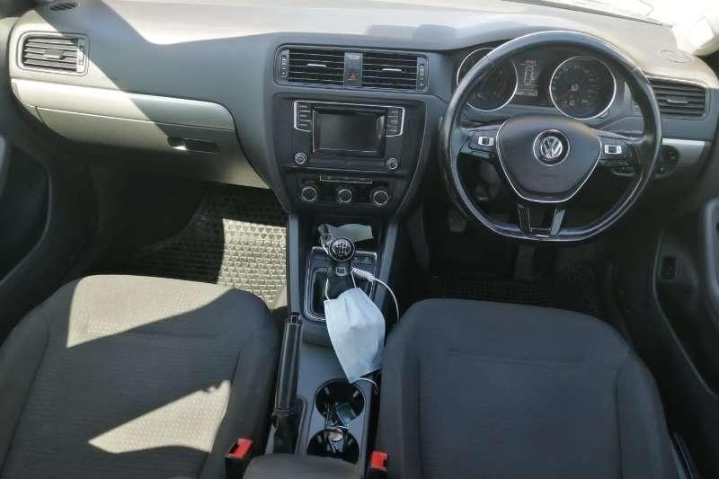 2018 VW Jetta Jetta 1.4TSI Comfortline