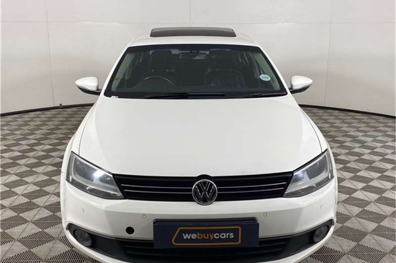 2013 VW Jetta Jetta 1.4TSI Comfortline auto