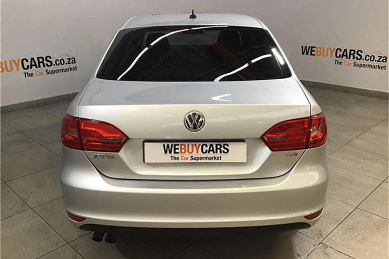 VW Jetta 1.4TSI Comfortline auto 2014