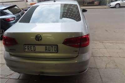 Used 2015 VW Jetta 1.4TSI Comfortline auto
